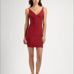 Herve Leger Dresses & Skirts - Herve Leger Scarlett Mini Dress