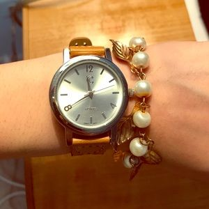 Charming Charlie Accessories - Brown watch