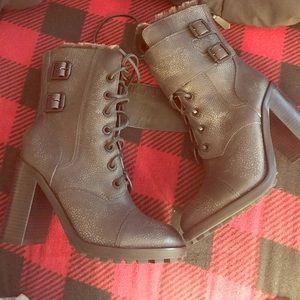 Tory Burch Shoes - Tory Burch moto boots