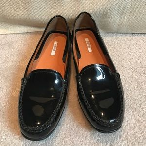 Geox Shoes - Geox respira patent leather driving shoes 7.5