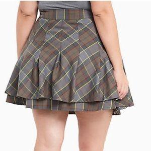 c487a3d04 torrid Skirts   Outlander Fraser Tartan Plaid Skirt   Poshmark