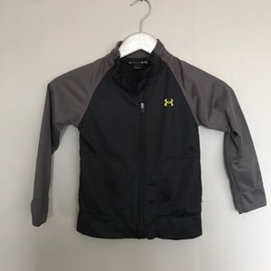 Under Armour Other - Toddler boys under armour Zip jacket 5