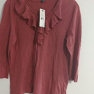 American Living Tops - American living Top for women Size L