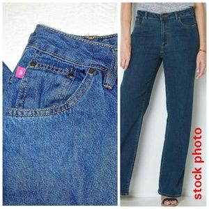 Woman Within Denim - Woman Within Wide Leg Jeans SZ 24 NWOT