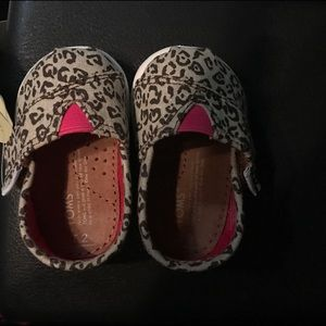 TOMS Other - Baby Tom Shoes Size 2