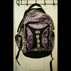 Other - Purple backpack