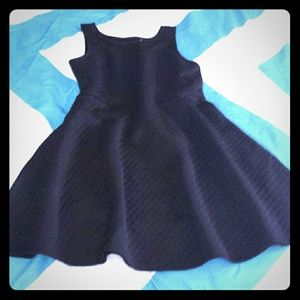 T&G Other - GIRLS XL 16 Cute Black Spring Flare Dress!
