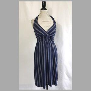 Soma Dresses & Skirts - Soma Nautical Halter Dress