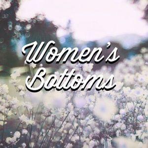 Denim - Women's bottoms