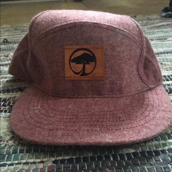 cdb32f4a358 Arbor Collective Other - Arbor Cornerstone Hat Maroon