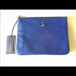 Rebecca Minkoff Handbags - New! Rebecca Minkoff Jody pouch, initial S.