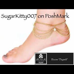 Sexy Boho Ankle Bracelet