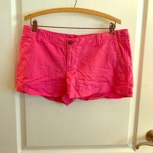 North Face Pants - 🎀SALE🎀 Pink North Face Shorts