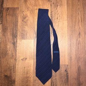 Giorgio Armani Other - Giorgio Armani Cravatte Silk Italian Neck Tie Blue