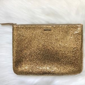 kate spade Handbags - Kate Spade Glitter Gia Pouch
