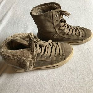 Mossimo Supply Co. Shoes - Mossimo faux fur lined boots.