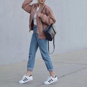 Showpo High Waisted Mom Jeans