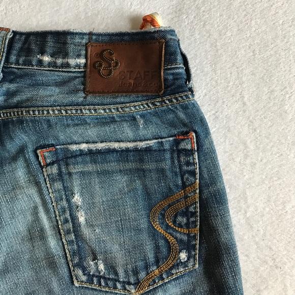 Staff Jeans - Staff jeans.