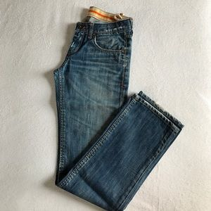 Staff jeans.