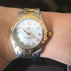 Tag Heuer Jewelry - TAG Heuer Aquaracer Ladies Watch
