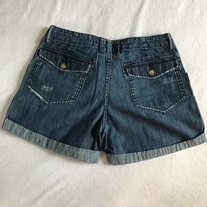 GAP Shorts - GAP distressed shorts.