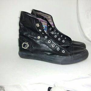 Apple Bottoms Shoes - APPLE BOTTOM shoes, 8.5 black