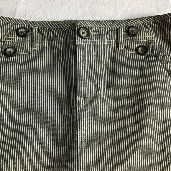 GAP Skirts - GAP limited edition stripe denim skirt.