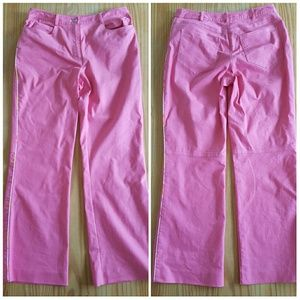Lilly Pulitzer Denim - Pink Lilly Jeans!