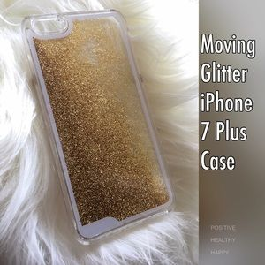 Moving Glitter IPhone 7 Plus Case 40% off sale