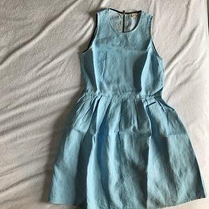 GAP linen dress.
