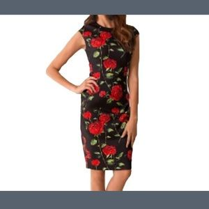 Anthropologie Dresses & Skirts - NWT Anthropologie floral midi dress