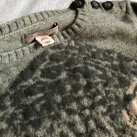 Stella McCartney Kids Sweaters - Stella McCartney for GAP kids tiger 3/4 sweater.