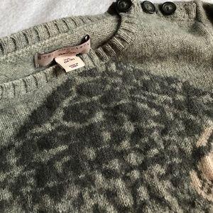 Stella McCartney Kids Sweaters - Stella McCartney for GAP kids tiger 3/4 sweater.