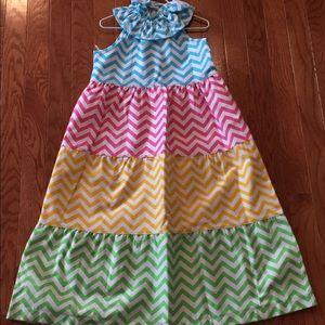 Mud Pie Other - BNWT Mudpie Chevron Dress