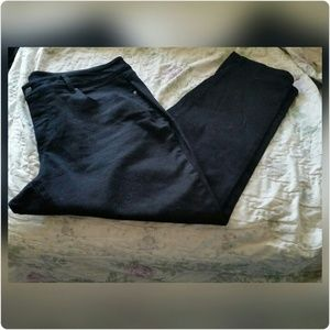 Talbots Denim - Petite Talbots Heritage Ankle Black Jeans