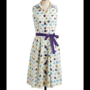Folter Dresses & Skirts - Vintage Modcloth retro rockabilly pin up dress