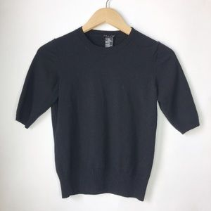 Theory Sweaters - Theory Wool 3/4 black sweater Size L
