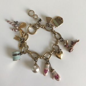 Juicy Couture Jewelry - Juicy Couture Holiday Charm Bracelet