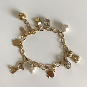 kate spade Jewelry - Kate Spade Charm Bracelet