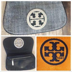 "Tory Burch Handbags - Authentic Tory Burch clutch purse 11.5""x6.5"""