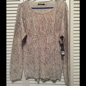 NIC + ZOE Sweaters - NWT Nic and Zoe pullover sweater top