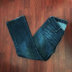Earnest Sewn Denim - Earnest Sewn Hefner 06 Boot Cut Jeans Size 31