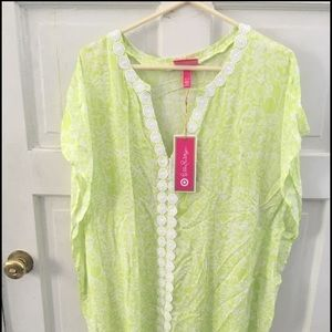 Lilly Pulitzer for Target Other - Lilly Pulitzer cover up