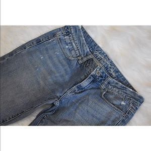 American Eagle Outfitters Denim - American Eagle distressed jeans Flare leg. SZ 2S