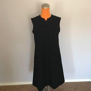 Leslie Fay Dresses & Skirts - Leslie Fay Vintage Wool Knit Sleeveless Dress