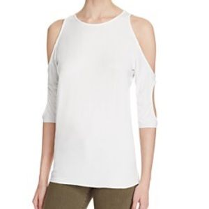 Bailey 44 Tops - Bailey 44 Mahala Cold Shoulder Top