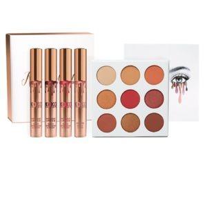 Kylie Cosmetics Other - Burgundy palette &a KOKO Kollection