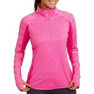 Danskin Tops - NWOT hot pink runners pullover