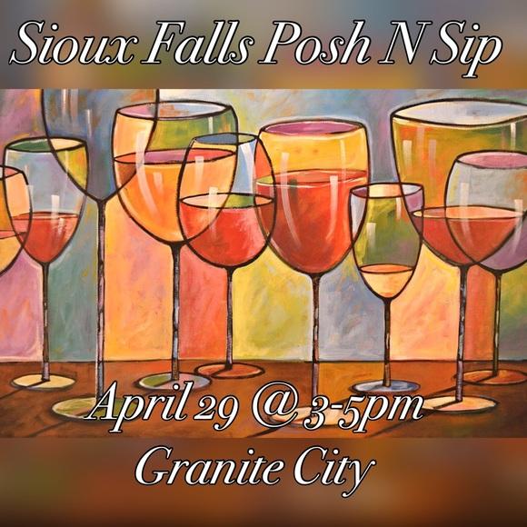 Posh N Sip Other - 🎉Posh N Sip SF!! 4/29/17🎉