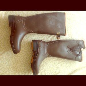 LaCrosse Shoes - Lacrosse under the knee rain boots